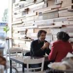 proyecto reforma restaurante pared
