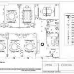 Proyecto de Instalación Eléctrica de Academia Franquicia Kidsandus de 130 m2 en Aranjuez