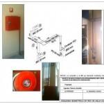 Proyecto de Protección contra Incendios en Almacén de Material de Construcción de 500 m2 en Pinto-Madrid