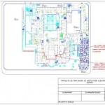 Proyecto Ampliación 800 m2 Instalación Electricidad Hospital en Madrid