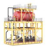 Proyecto de Almacenamiento de Productos Químicos