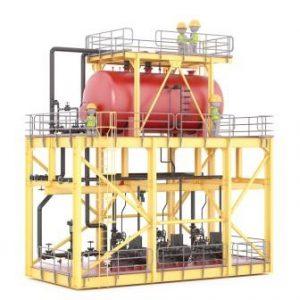 Proyecto almacenamiento productos quimicos