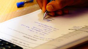 Actividades que necesitan una Declaración responsable