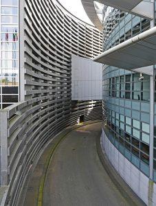 El Parlamento Europeo ejemplifica la eliminación de barreras arquitectónicas
