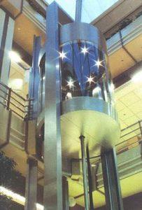 ascensor moderno